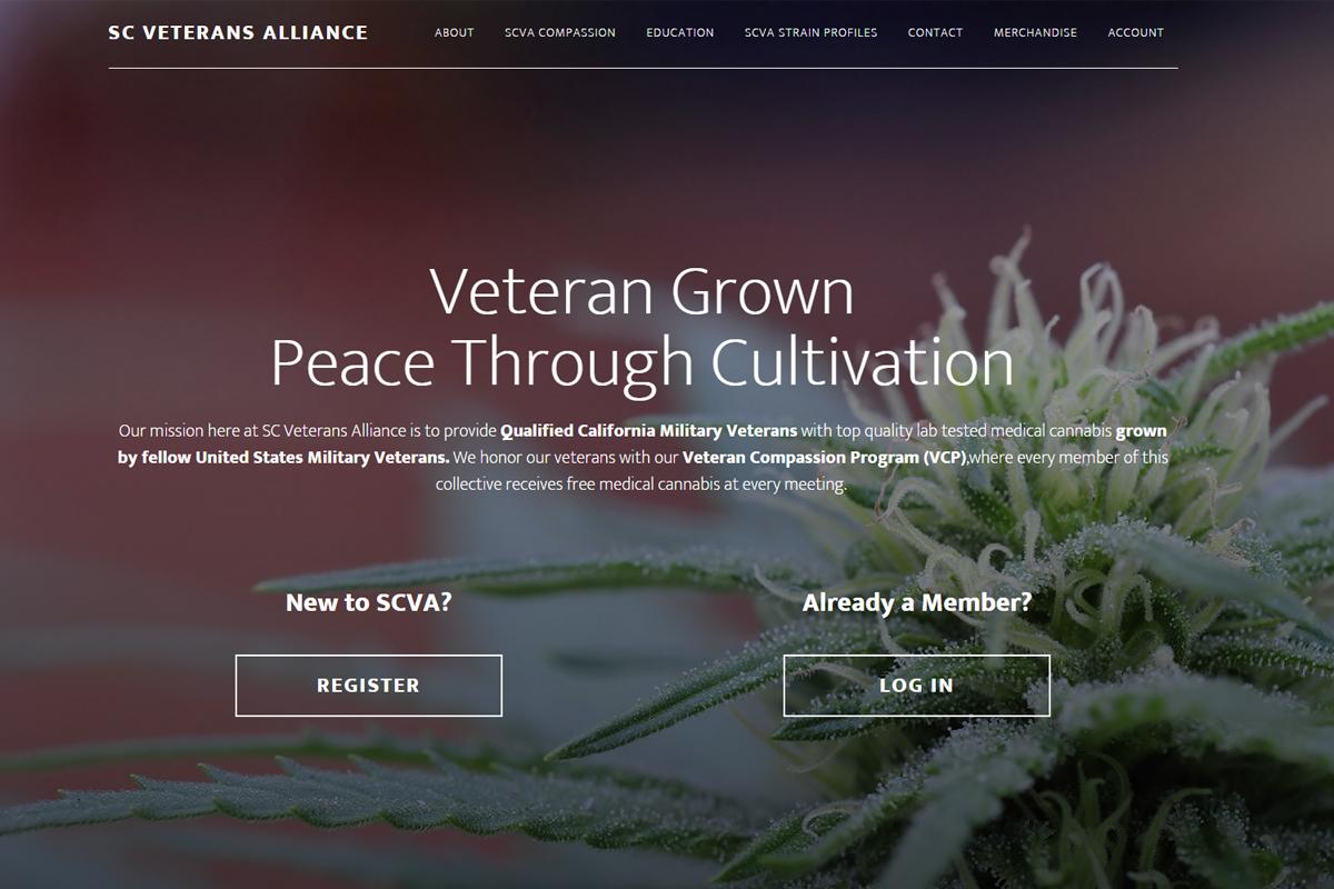 santa cruz veterans alliance website
